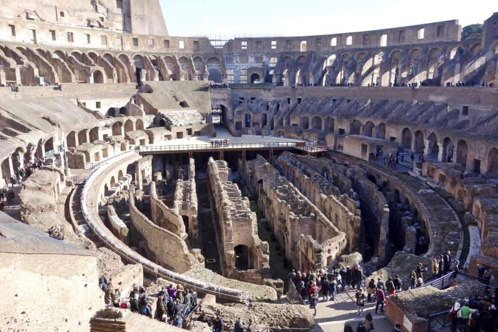 Best Things to do in Rome, 1) COLOSSEO (Colosseum) | 9/10