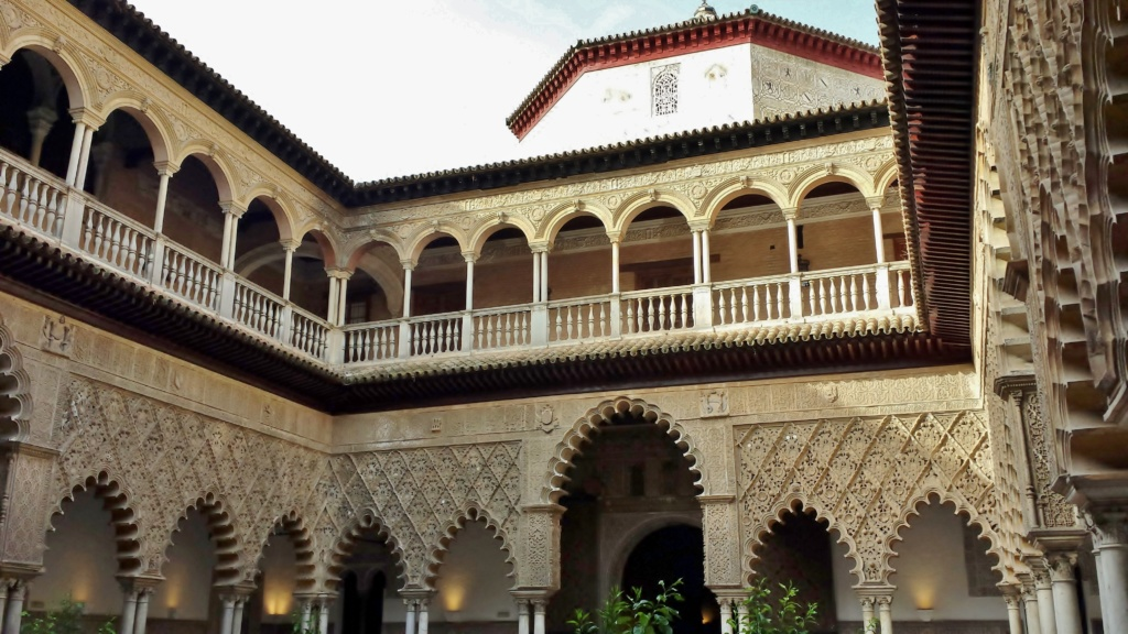 Best things to do in Seville | Best Cities | No. 17: Seville | REAL ALCÁZAR (Palatial Buildings)