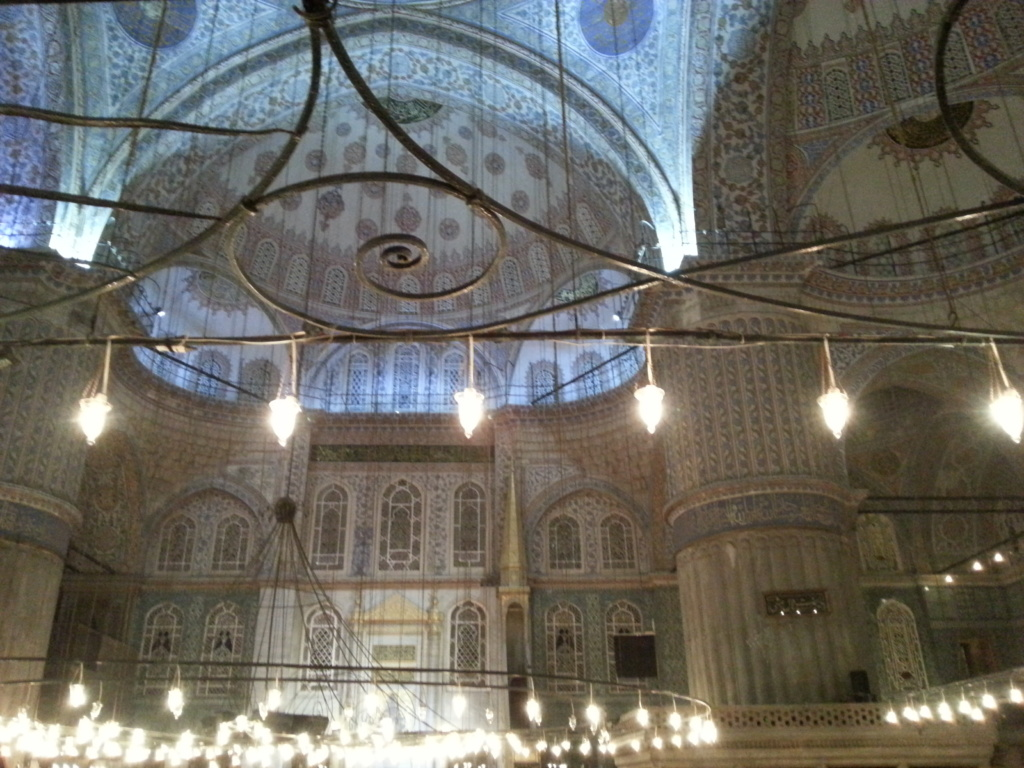 Best Things to do in Istanbul, #2 BLUE MOSQUE