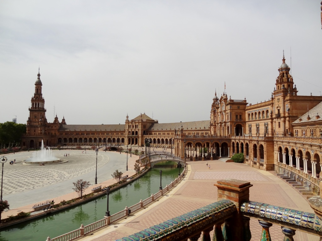 Best Things to do in Seville | Best Cities in the World | No. 17: Seville | Plaza de España (square)