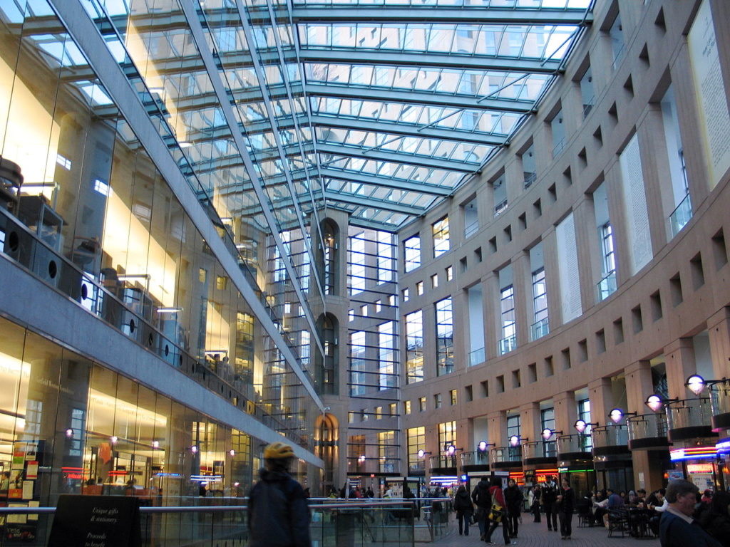 Best Things to do in Vancouver | Best Cities | Vancouver | Library Square with Public Library