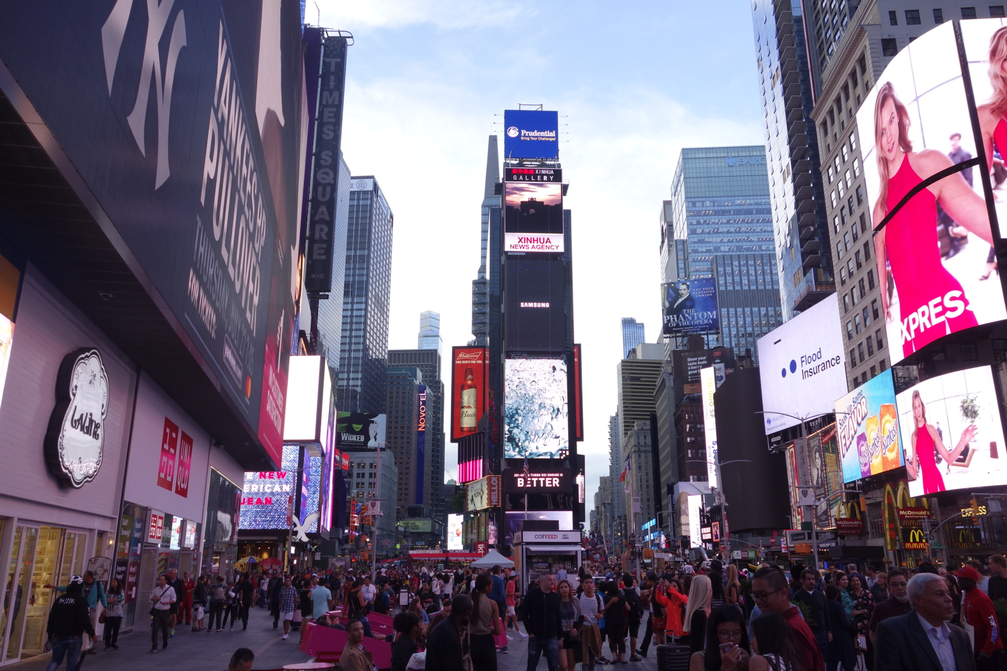 Best things to do in new york city best cities no 8 for Times square new york things to do