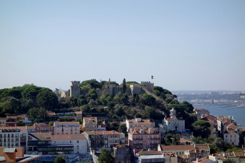 Best Things to do in Lisbon   Best Cities   No. 18: Lisbon   St. George's Castle (Castelo de Sao Jorge)