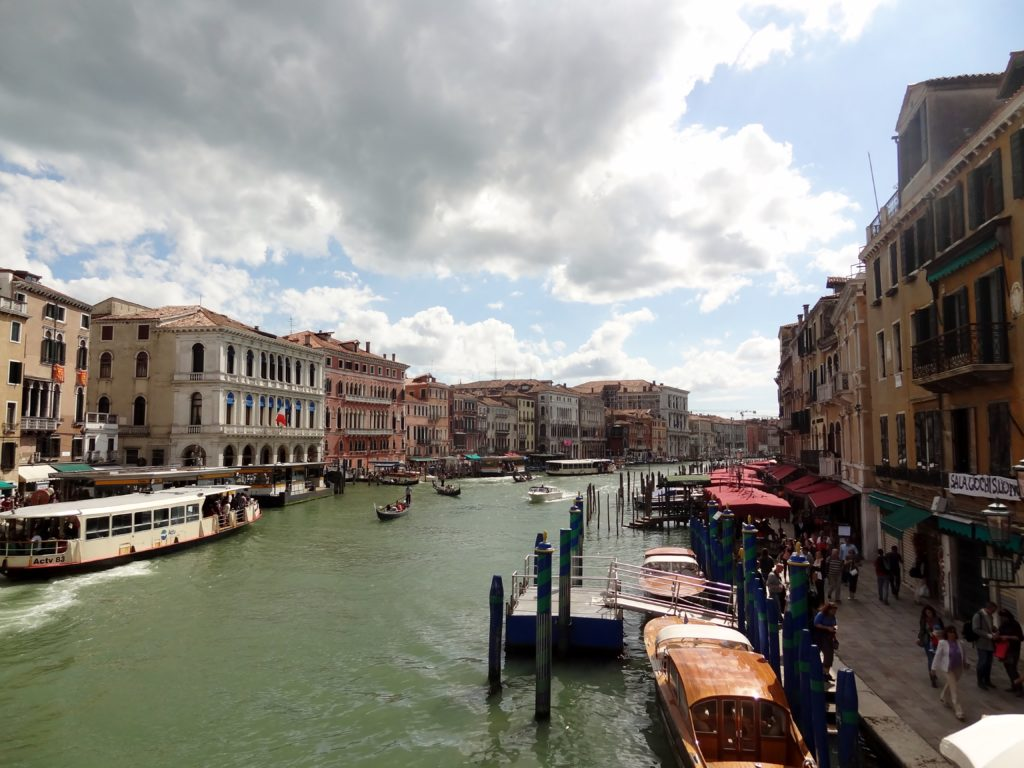 Things to do in Venice | Best Cities | No. 1: Venice | CANALE GRANDE (Grand Canal)