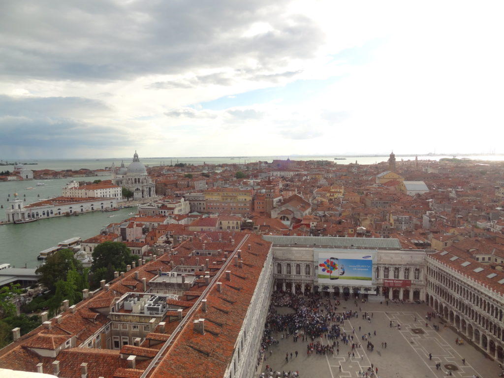 Things to do in Venice | Best Cities | No. 1: Venice | View over Venice PIAZZA SAN MARCO