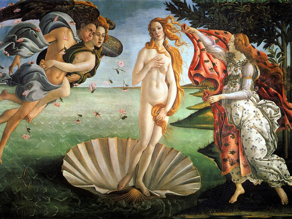 "Things to do in Florence | Best Cities | No. 6: Florence | GALLERIA DEGLI UFFIZI (museum, ""The Birth of Venus"" by Botticelli)"