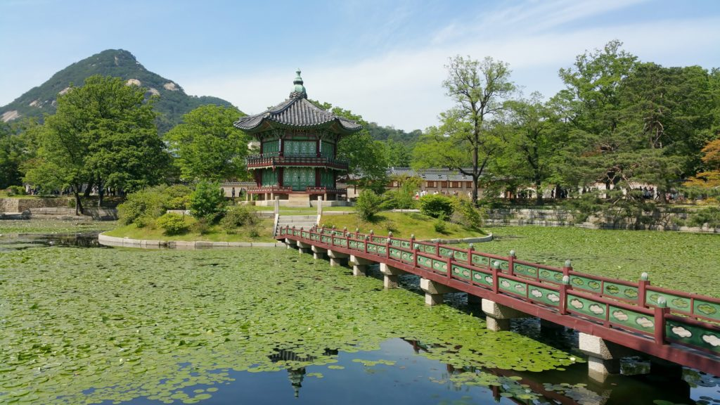 Best Things to do in Seoul | Best Cities |Seoul | Gyeongbokgung Palace (huge complex)