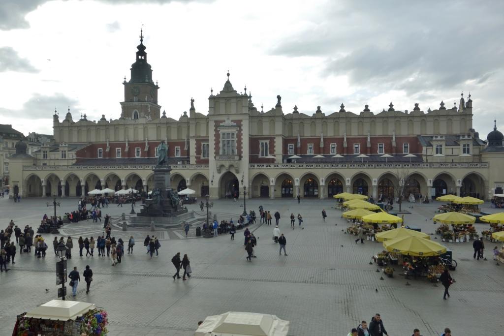 Best Things to do in Krakow | Best Cities | Krakow | MAIN MARKET SQUARE (RYNEK GLOWNY)