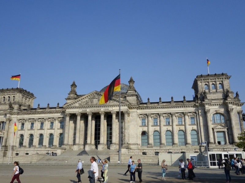 Things to do in Berlin   Best Cities   No. 23: Berlin   Reichstagsgebäude (Parliamentary buildings with glass cupola)