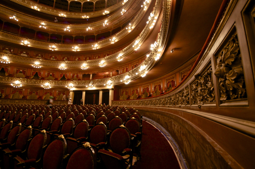 Things to do in Buenos Aires | Best Cities | No. 42: Buenos Aires | Teatro Colón (opera house)