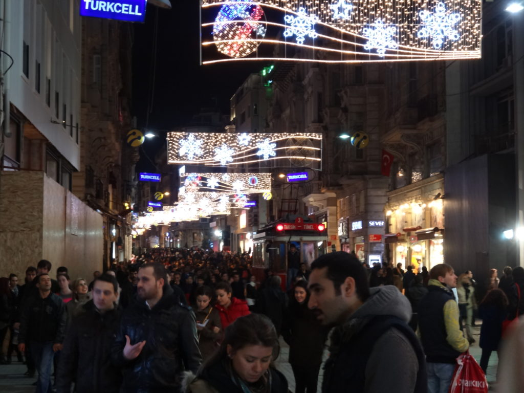 Things to do in Istanbul | Best Cities | No. 7: Istanbul | Istiklal Street (shopping)