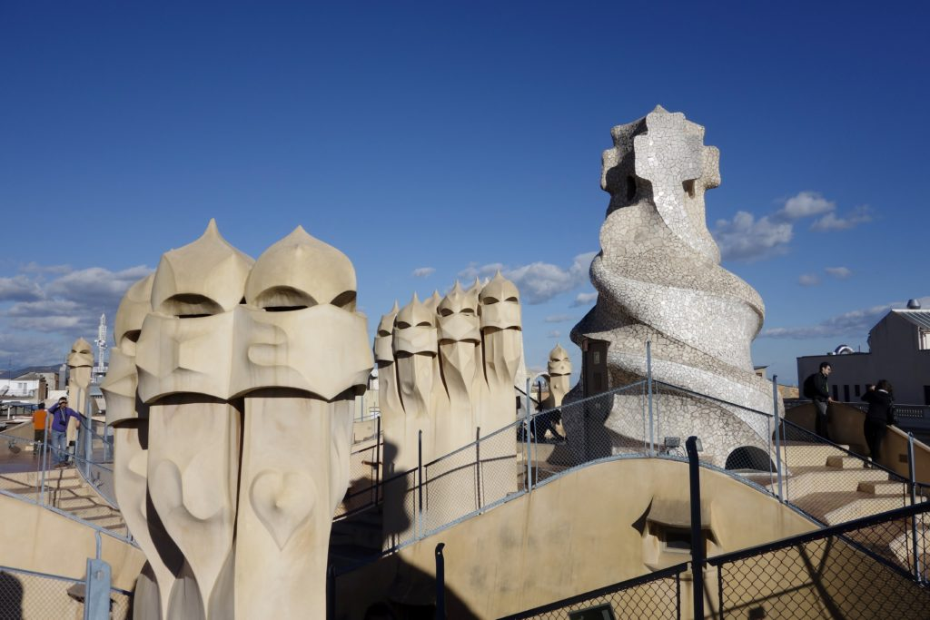 Things to do in Barcelona | Best Cities | No. 2: Barcelona | CASA MILÀ ESPAI GAUDÍ (LA PEDRERA)