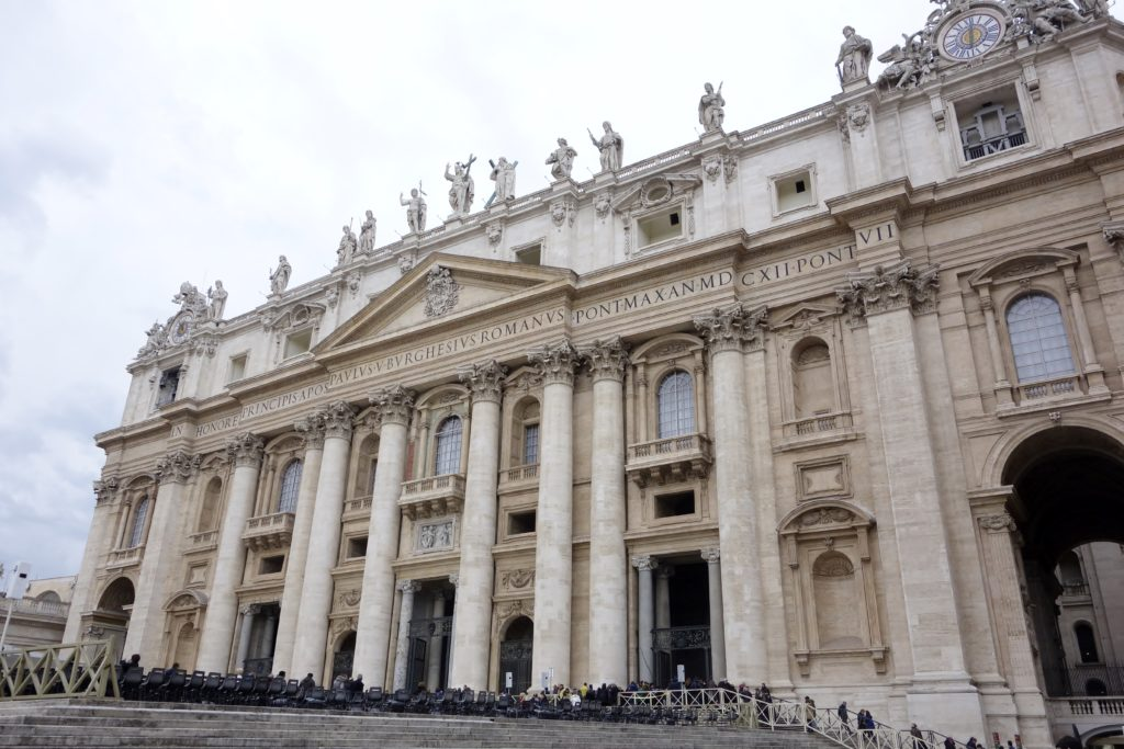 Best Cities | No. 5: Rome | Things to do in Rome | BASILICA PAPALE DI SAN PIETRO (St. Peter's Basilica)