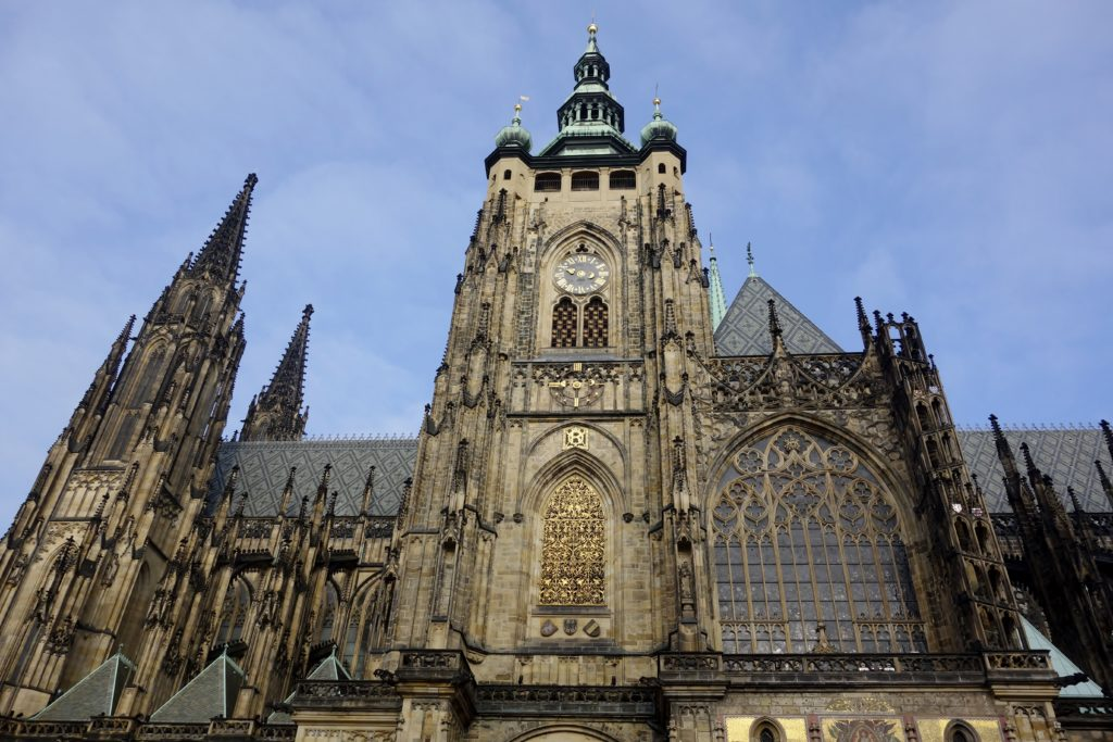 Things to do in Prague | Best Cities | No. 4: Prague | ST. VITUS'S CATHEDRAL