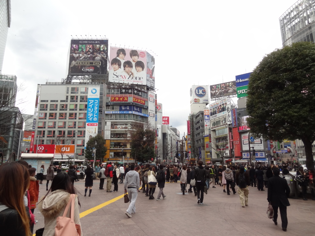 Best Things to do in Tokyo | Best Cities | Tokyo | Shibuya (city district with Shibuya Crossing)