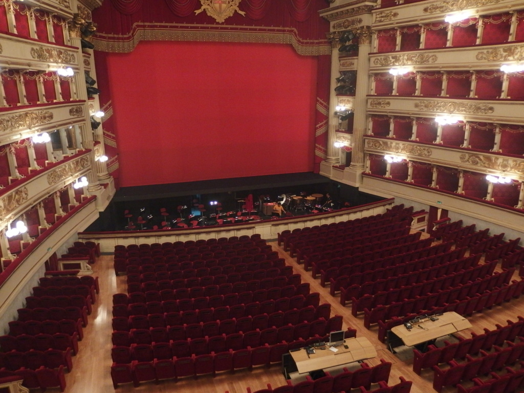 Best Things to do in Milan | Best Cities | Milan | Teatro alla Scala (opera)
