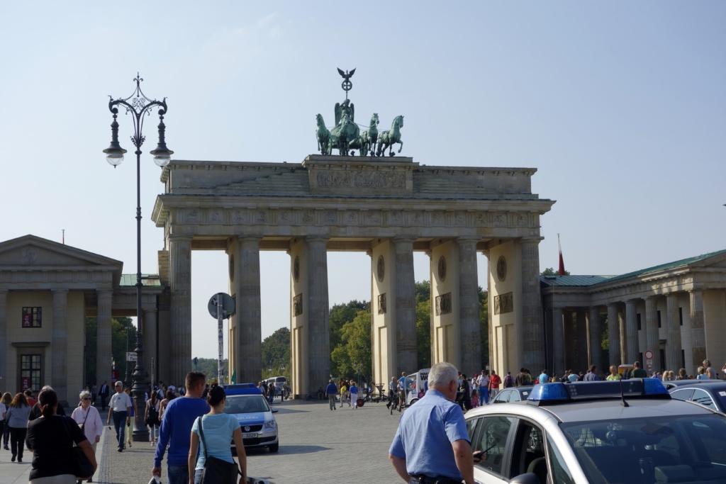 Best Things to do in Berlin   Best Cities   No. 23: Berlin   Brandenburger Tor (gate)