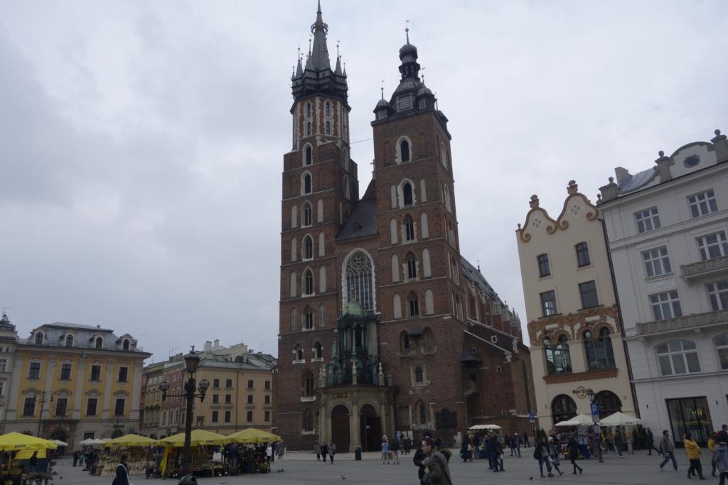 Best Things to do in Krakow | Best Cities | Krakow | CHURCH OF VIRGIN MARY (KOSCIOL MARIACKI)