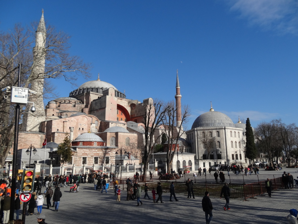 Things to do in Istanbul | Best Cities | No. 7: Istanbul | HISTORIC AREAS (SULTANAHMET QUARTER)