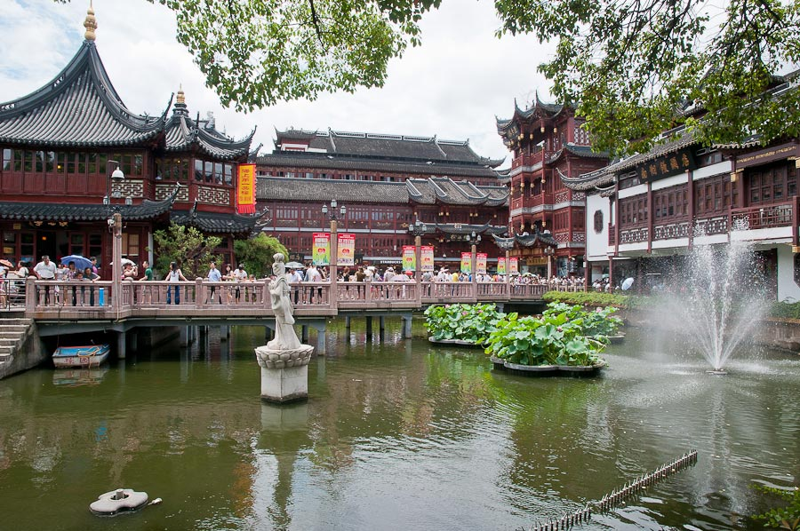 Best Things to do in Shanghai   Best Cities in the World   Shanghai   Yu Yuan Gardens