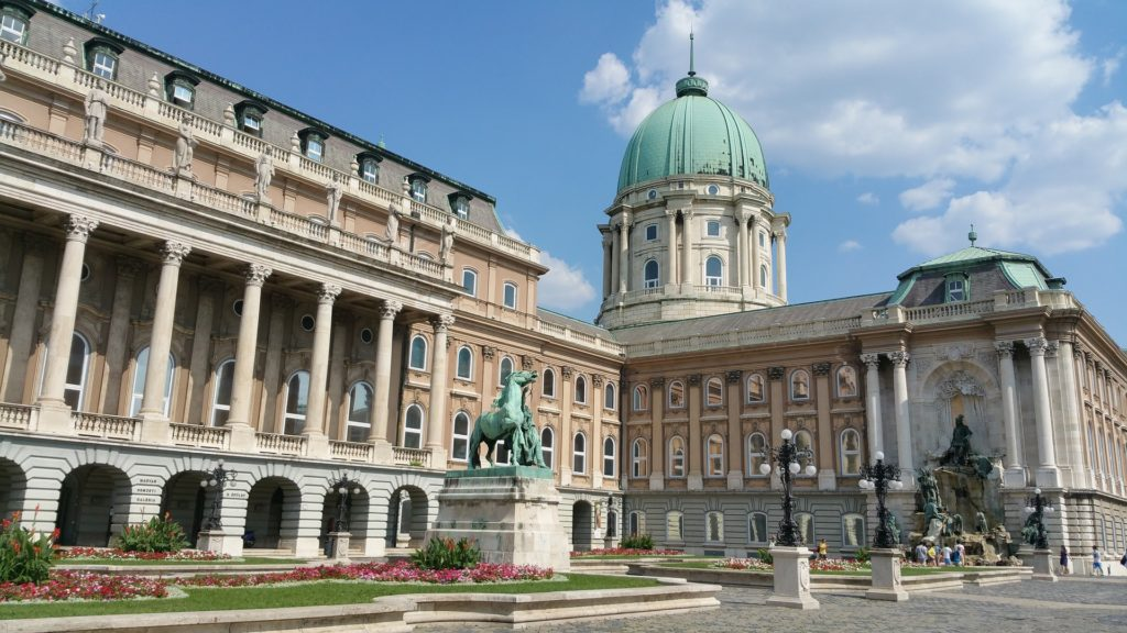 Best Things to do in Budapest | Best Cities | No. 19: Budapest | BUDA CASTLE (Royal Palace with Hungarian National Gallery)