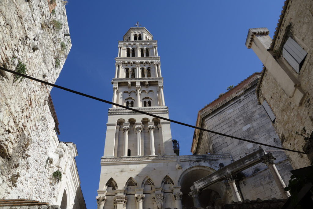 Best Things to do in Split | Best Cities | Split | Cathedral and Bell Tower of St. Domnius
