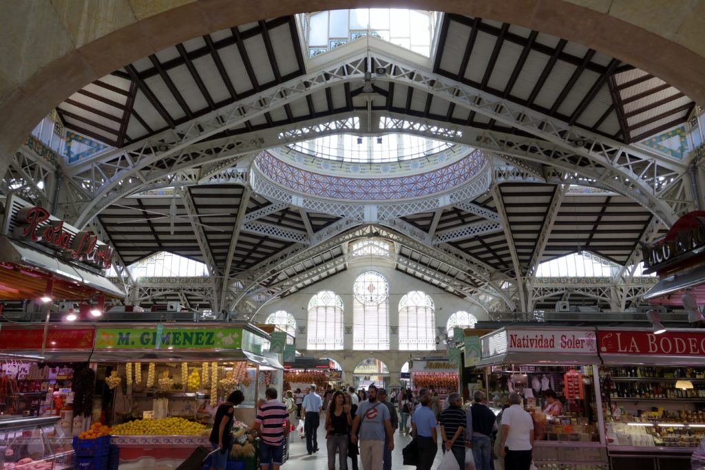 Best things to do in Valencia | Best Cities | No. 24: Valencia | Mercado Central (Central Market)