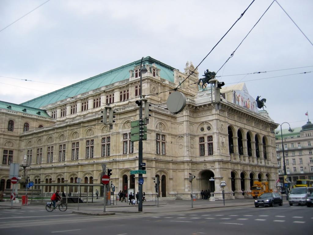 Things to do in Vienna | Best Cities | No. 12: Vienna | STAATSOPER (State Opera House)