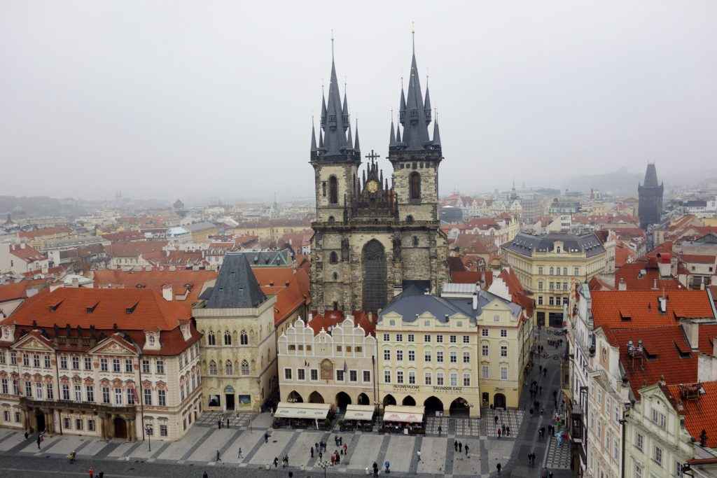 Things to do in Prague | Best Cities | No. 4: Prague | CHURCH OF OUR LADY OF TYN