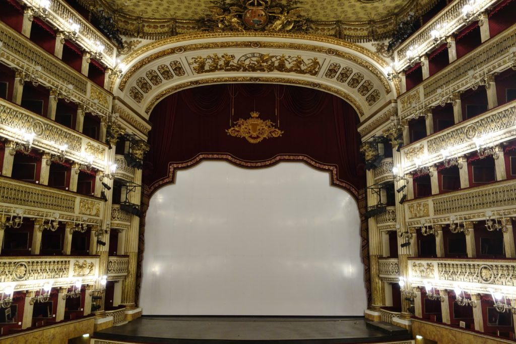 Best Things to do in Naples | Best Cities | Naples | Teatro San Carlo (opera house)