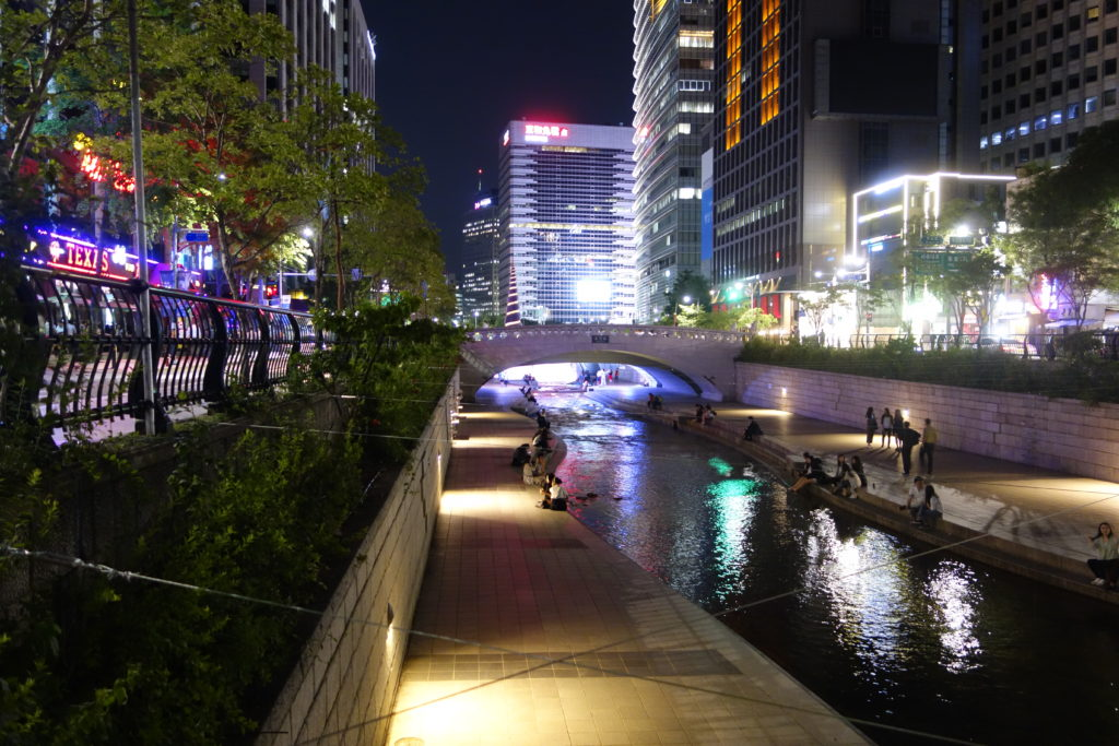 Best things to do in Seoul | Best Cities | Seoul | Cheonggyecheon (Stream with modern riverside walk) |