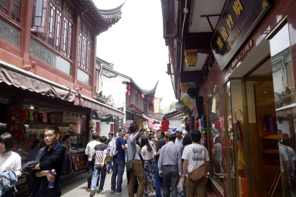 Things to do in Shanghai   Best Cities   No. 21: Shanghai   Chinese Old Town (Nanshi)