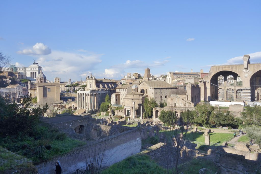 Best Cities | No. 5: Rome | Things to do in Rome | FORUM ROMANUM (Roman Forum)