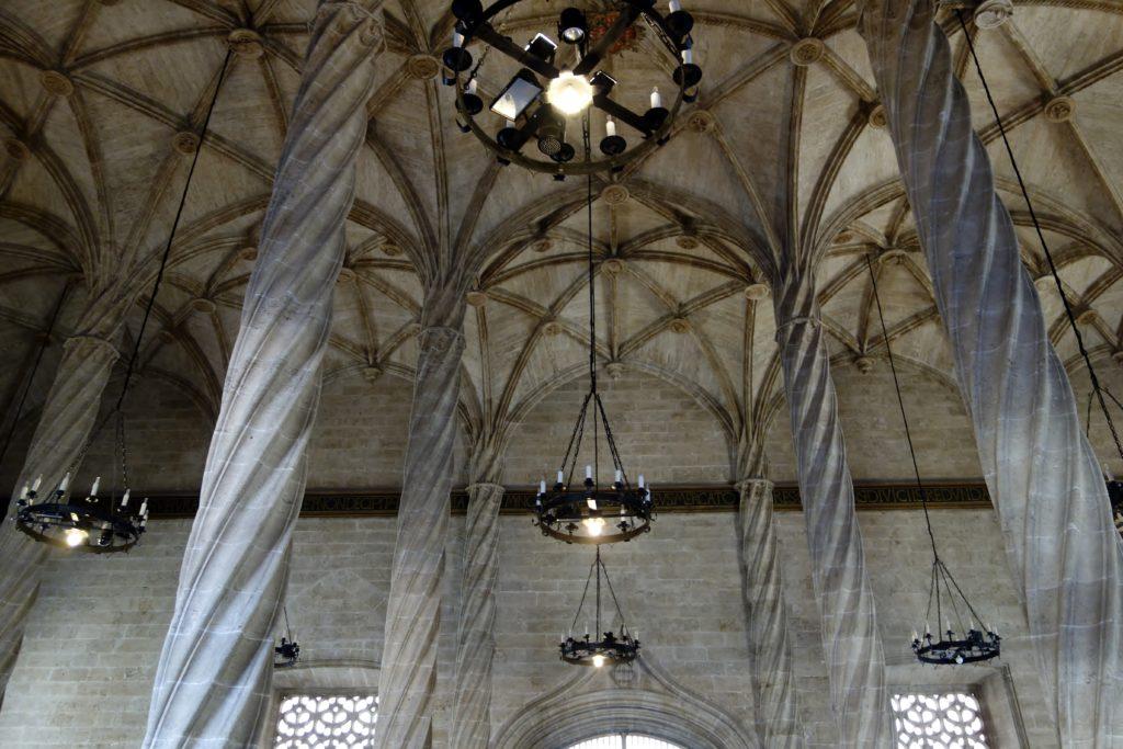 Things to do in Valencia | Best Cities | No. 24: Valencia | LA LONJA DE LA SEDA (Silk Exchange)