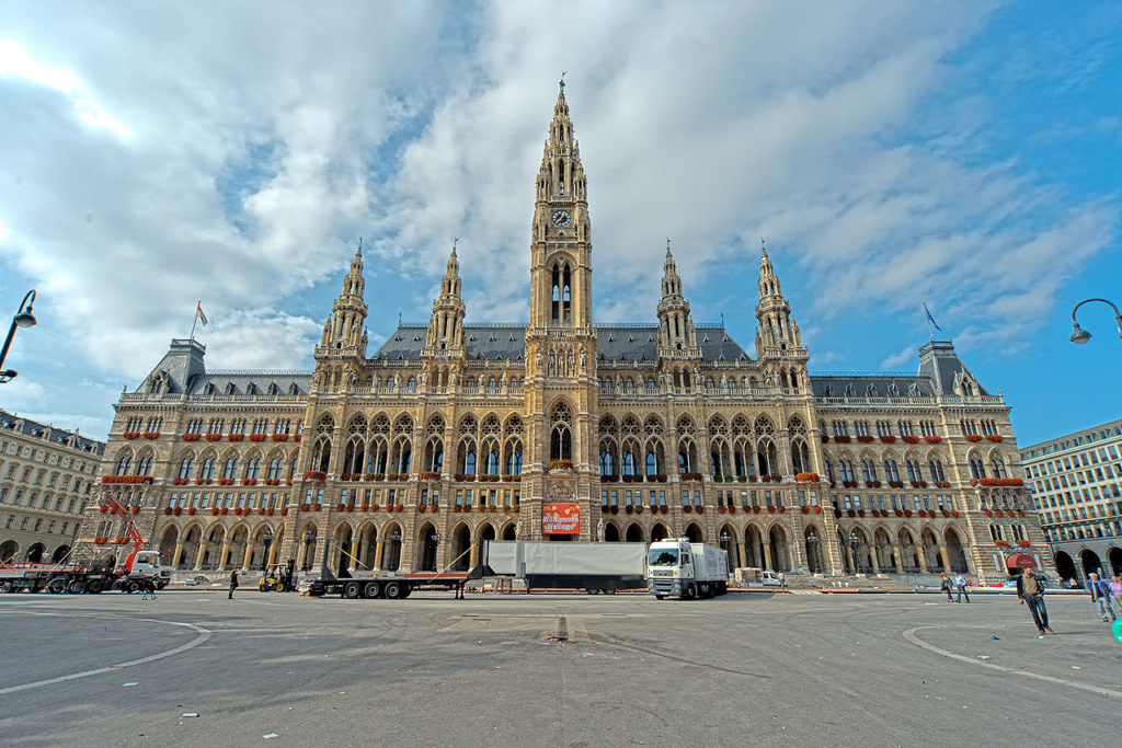 Things to do in Vienna | Best Cities | No. 12: Vienna | Rathaus (city hall)
