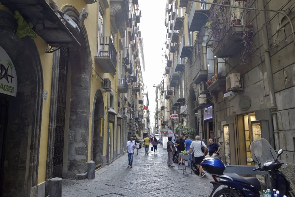 Best Things to do in Naples | Best Cities | Naples | Spaccanapoli (street)