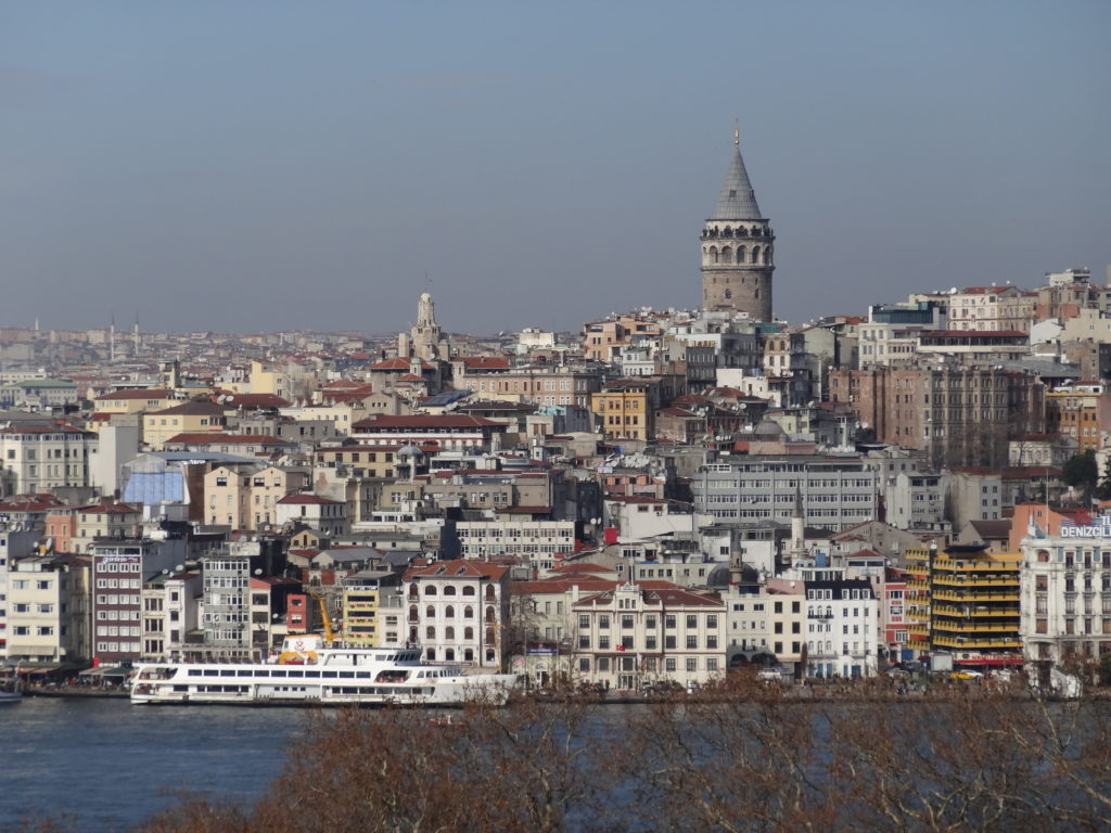 Things to do in Istanbul | Best Cities | No. 7: Istanbul | GALATA TOWER