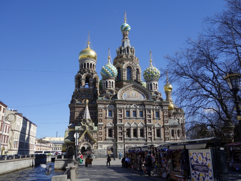 Best Things to do in Saint Petersburg | Best Cities in the World | No. 9: Saint Petersburg | CHURCH OF OUR SAVIOUR ON SPILLED BLOOD