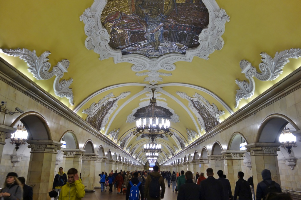 Best Things to do in Moscow | Best Cities in the World | No. 33: Moscow | Metro Stations