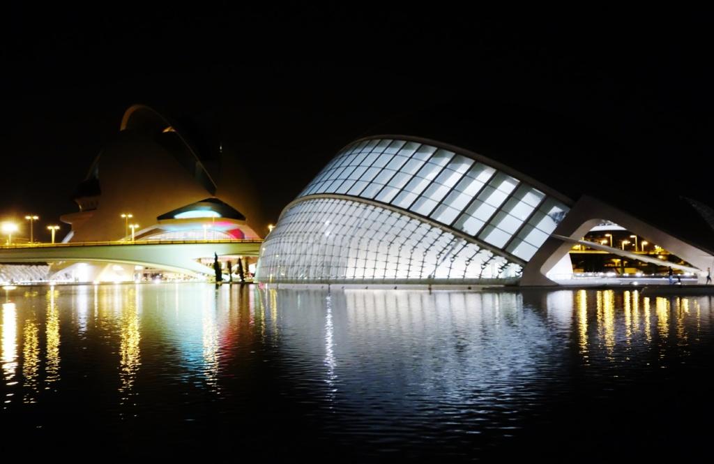 Best Things to do in Valencia | Best Cities | No. 24: Valencia | Ciudad de los Artes y las Ciencias (futuristic complex)
