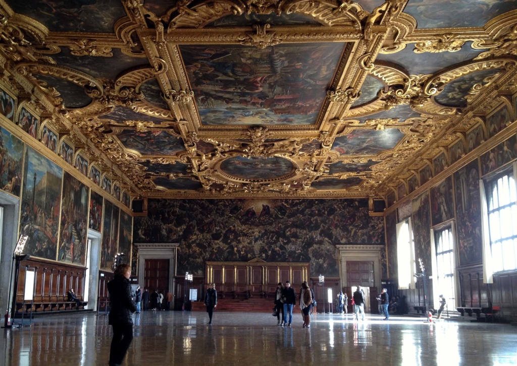 Best Things to do in Venice | Best Cities | No. 1: Venice | PALAZZO DUCALE (Doge's Palace) interior