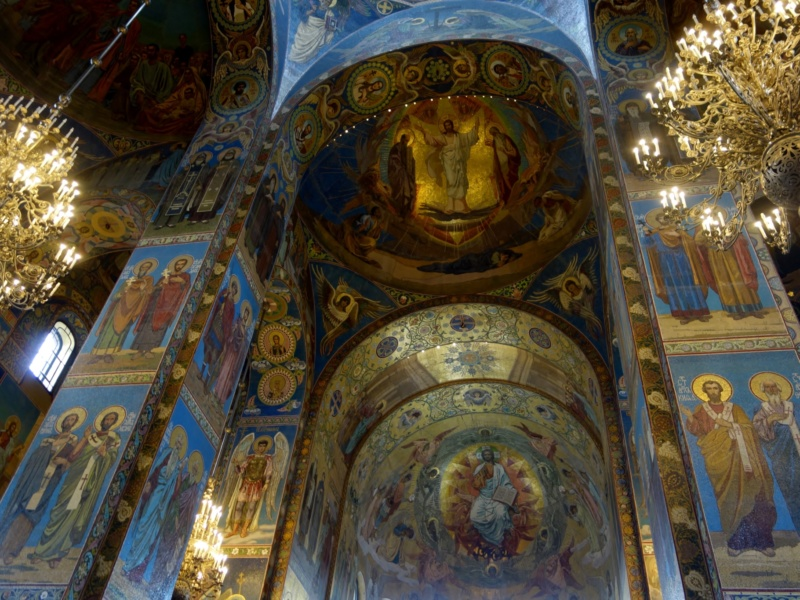 Best Things to do in Saint Petersburg | Best Cities | No. 9: Saint Petersburg | CHURCH OF OUR SAVIOUR ON SPILLED BLOOD