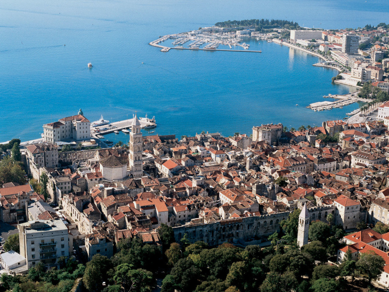 Best Things to do in Split | Best Cities | Split | DIOCLETIAN'S PALACE