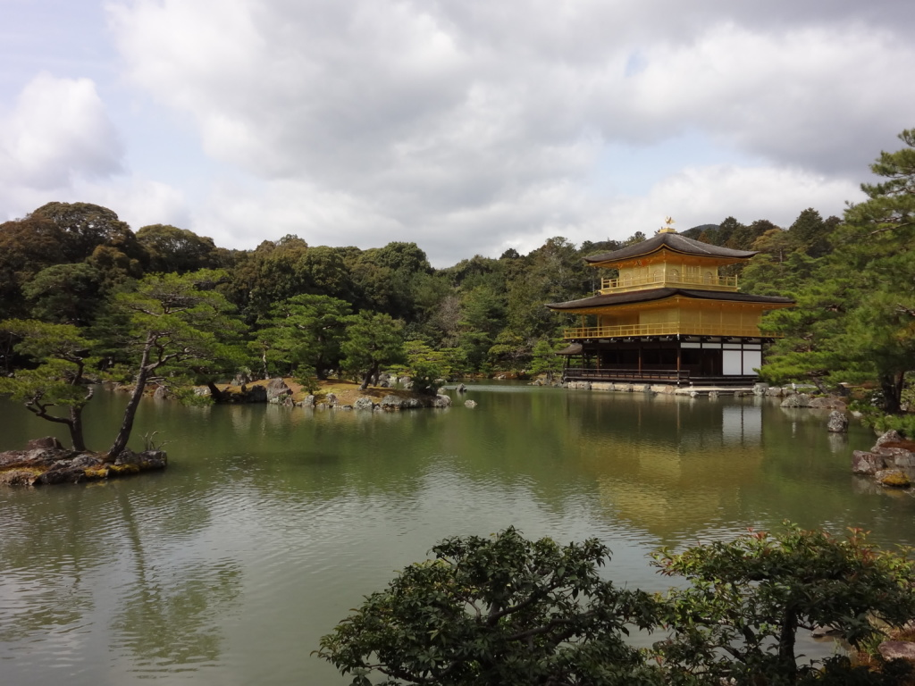 Best things to do in Kyoto   Best Cities   No. 20: Kyoto   GOLDEN PAVILION (KINKAKU-JI, temple)