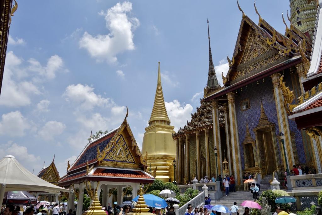 Things to do in Bangkok | Best Cities | No. 28: Bangkok | Wat Phra Kaeo (temple) and Grand Palace