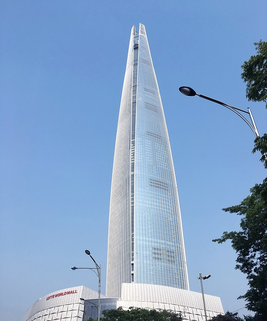 Best Things to do in Seoul | Best Cities | No. 26: Seoul | Lotte World Tower | 7/10