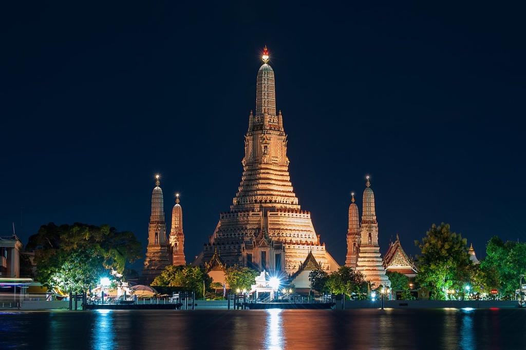 Best Thing to do in Bangkok, Wat Arun