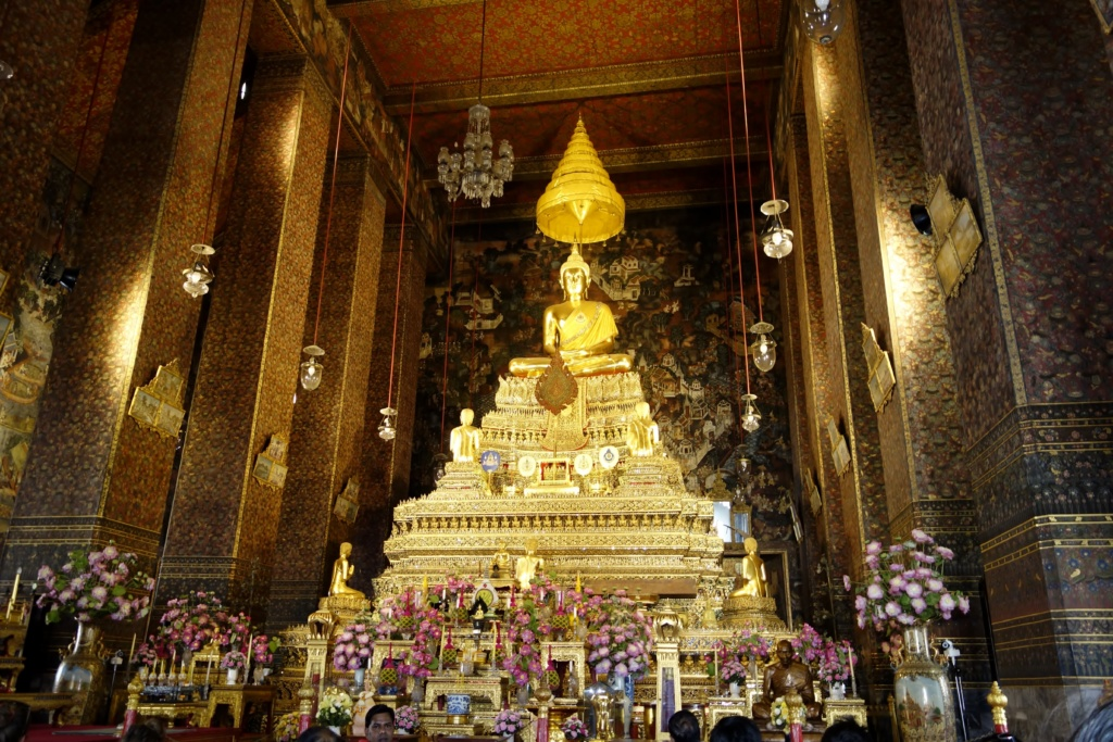 Things to do in Bangkok | Best Cities | No. 28: Bangkok | Wat Suthat (temple) and the Giant Swing