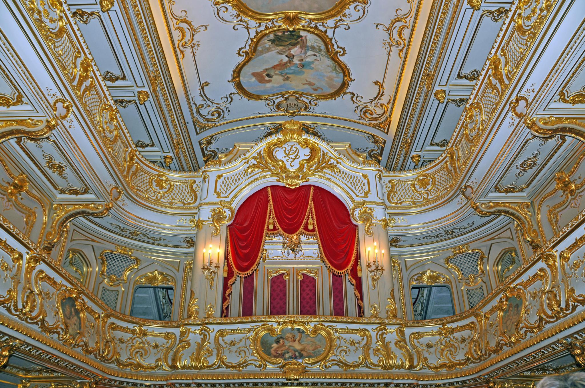 Юсуповский дворец на мойке картинки